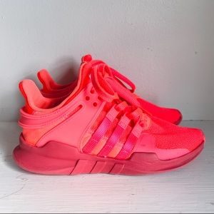 Adidas EQT Support ADV Sneaker Turbo Pink Size 5.5